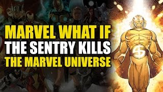 The Sentry/Marvel's Superman Kills The Marvel Universe (Marvel What If #200)