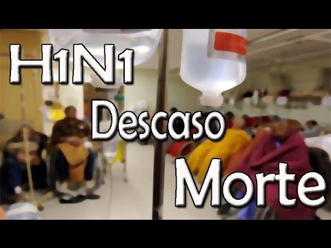 H1N1... descaso... morte...