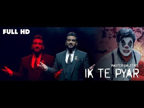 Ik Te Pyar | Master Saleem |Jatinder jeetu | Ricky khan| Latest new punjabi song 2018 ||Master music