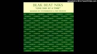 Blak Beat Niks And Dajae - One Day at a Time (Ned B Vocal Mix)