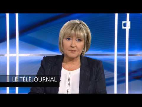 Présidentielles en France - Téléjournal Radio-Canada 22 avril 2017