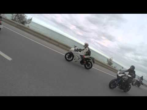 Trollemece! Yamaha r1 299 top speed MoToBlog bathu R1 Vlog #84