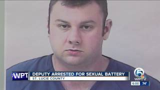 Deputy arrested for sexual battery