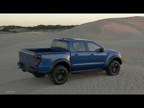 Ford Ranger Raptor Bi Turbo Engine & Powertrain