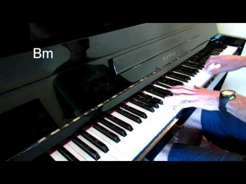 Unsteady - X Ambassadors - Piano Cover (With Chords) - YouTube