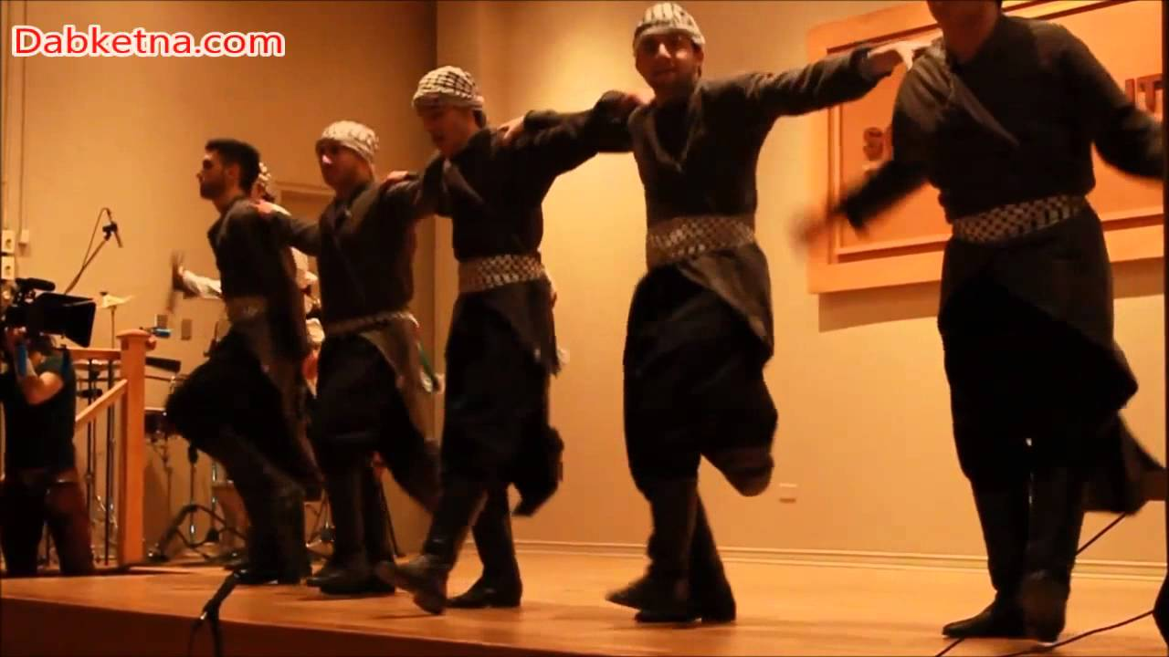 Learn Lebanese Dabke In 10 Minutes - Beginner Course ...