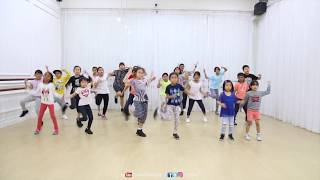 KIDS DANCE VIDEO Dance Choreography - FDC Kids Open Class 3