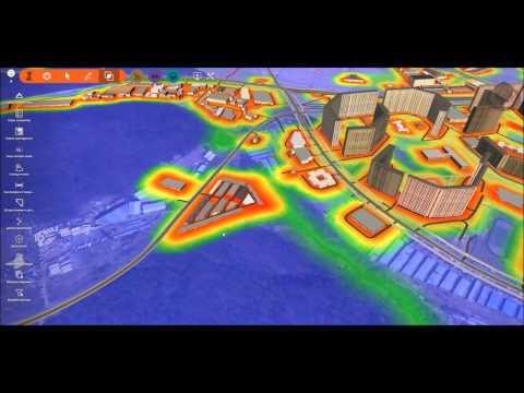 Вебинар: Преимущества использования BIM в проектах планировки территорий