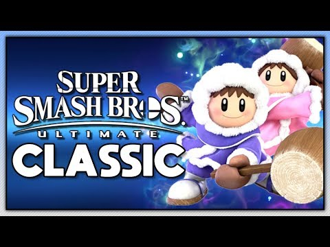 Super Smash Bros. Ultimate - Classic | Ice Climbers thumbnail