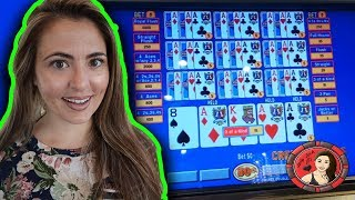 ♠️Royal Caribbean VIDEO POKER with Lady Luck HQ!!♠️