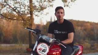 Уроки езды на мотоцикле
