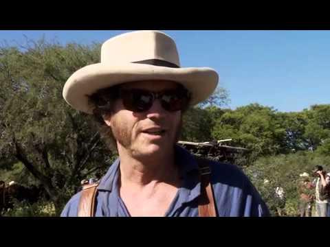 Texas Rising es el sueño de todo chico, ser parte del filme del oeste: Joe Egender