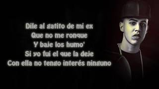 Él Gatito De Mi Ex-Benny benni ft Noriel Brytiago