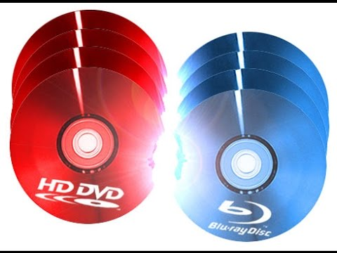 Why HD DVD was Better Than BLU RAY