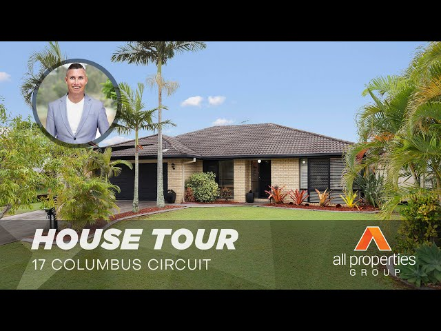 HOUSE TOUR | 17 Columbus Circuit, DREWVALE | CHRIS GILMOUR