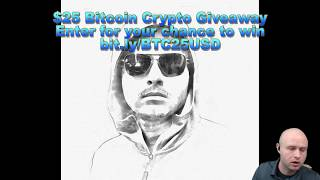 Competition Winner Announced - Enter for your chance to win $25 in Bitcoin