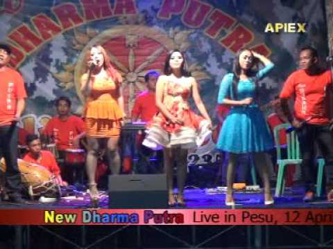 NEW DARMA PUTRA#KIMCIL KEMPOLEN#AL ARTIS LIVE IN  PESU BAGOR NGANJUK