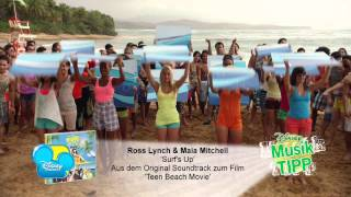 Teen Beach Movie Surf 39 s Up - Musik - Karaoke Version - Disney Channel.mp3
