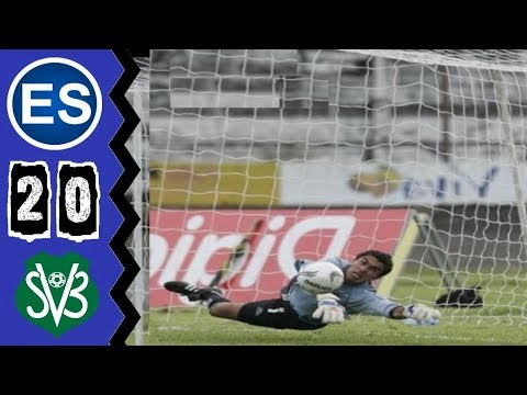 El Salvador [2] vs Suriname [0] FULL GAME: 9.10.2008: WCQ2010