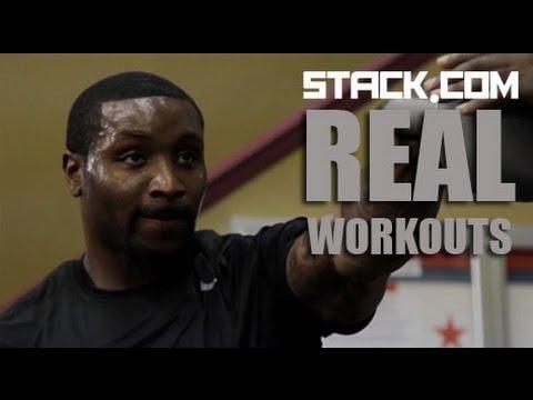 Real Workouts: NaVorro Bowman