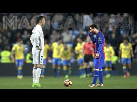 Lionel Messi vs Cristiano Ronaldo - The Difference - HD thumbnail