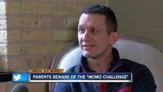Racine school officials warn parents about Momo Challenge