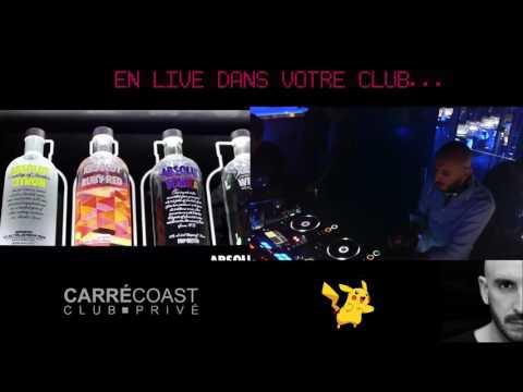 Live at Carré Coast Biarritz...