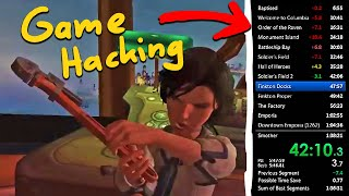 How Speedrunners Use Game Hacking Tools