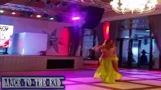 رقص شرقى  جديد من الراقصة نجوى . New belly dance
