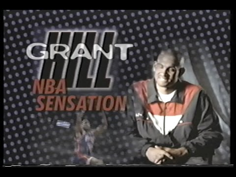 Grant Hill - NBA Sensation