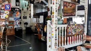 Sarang Art Hub diusahakan Mamat Khalid ceriakan Tanjung Malim