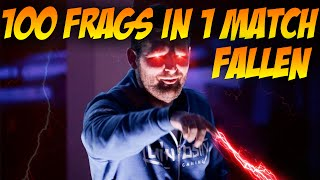 CSGO | FalleN - 100 FRAGS IN 1 MATCH (must see)