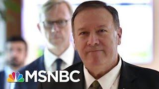 Joe: Mike Pompeo Is Shaming Himself And America | Morning Joe | MSNBC