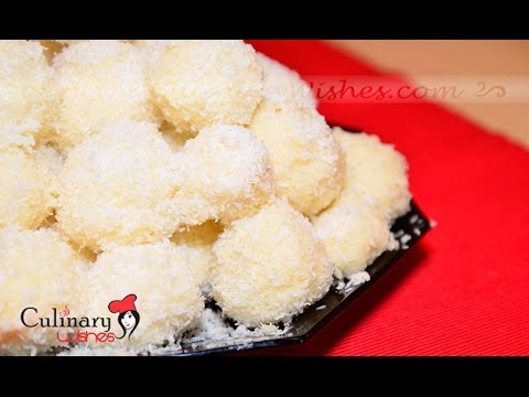 Raffaello Coconut Candy Recipe