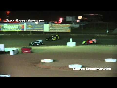 Canyon Speedway Park- Modified Main May 2nd 2015