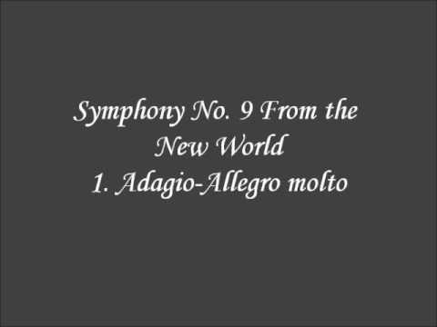Symphony No 9 From the New World 1 Adagio Allegro molto