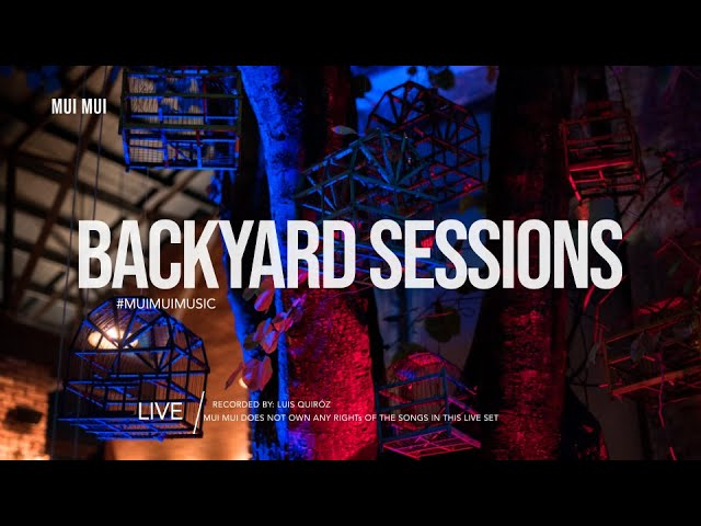 Backyard Sessions