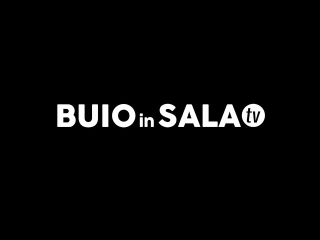 BUIO IN SALA TV -