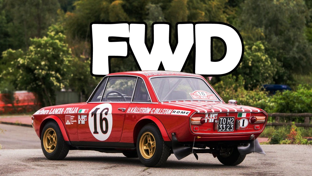 4 Most Successful Front Wheel Drive Rally Cars Of All Time