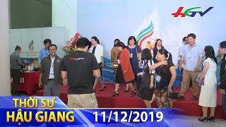 Cầu truyền hình Khai mạc Liên hoan THTQ năm 2019 | THỜI SỰ HẬU GIANG - 11/12/2019