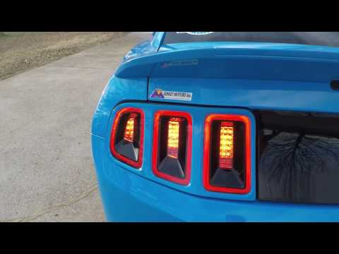 HD VIDEO 2014 FORD MUSTANG GT GRABBER BLUE 5 0L V8 MANUAL INFO SEE VIDEO WWW SUNSETMOTORS COM