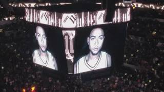 2017 spurs playoff intro