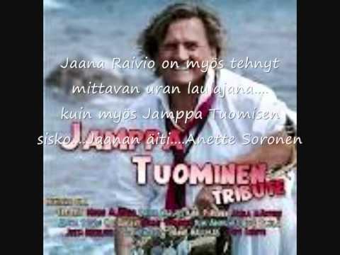 Annette Tuominen - Esko Linnavallin Orkesteri Troikka - Alaska