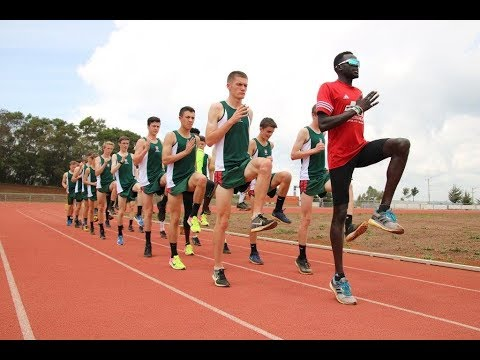 Kenya Form Running - Academy - YouTube