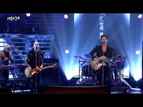 The Script - Six Degrees Of Separation, The Voice of Holland 07/12/2012