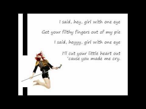 Lyrics - Girl With One Eye (Demo) - Florence + The Machine