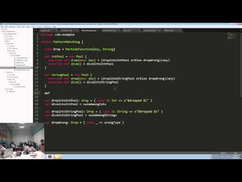 Tech Talk - Compositional Programming with Scala