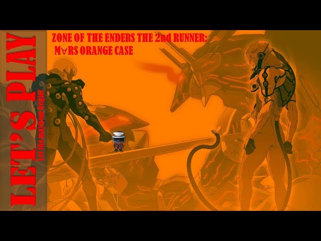 ZONE OF THE ENDERS THE 2nd RUNNER : M?RS ORANGE CASE (PSVR) - Free playable demo (gameplay)