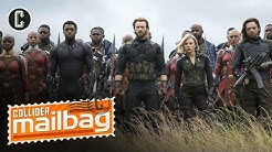 Avengers 4 Synopsis Arrives from Licensing Magazine - Mailbag