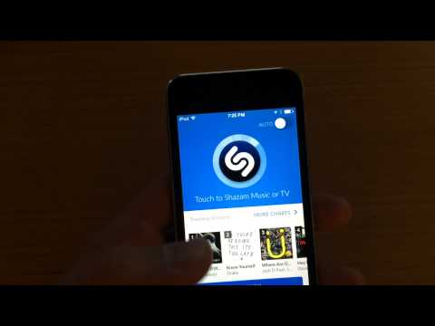 Shazam | App Review | What's That Song?